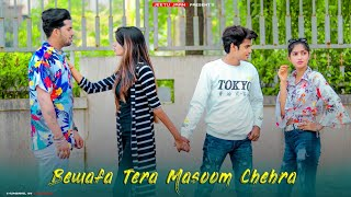 Gambar cover Bewafa Tera Masoom Chehra | Sad Love Story | Jubin Nautiyal | Jeetu Jaan | Maahi Queen