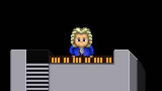 Classic Chips 07 - Prelude XVI (G minor) WTC1 - Bach - NES / VRC6