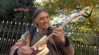Neil Young- After The Gold Rush- Mark Allen- cover instrumental...