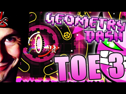 Geometry Dash | TOE 3 by Manix ~ Theory of Everything Is BACK!