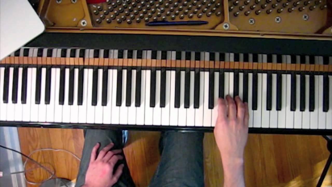 Free Jazz Piano Lessons | tjjazzpiano com: Transcription: Herbie