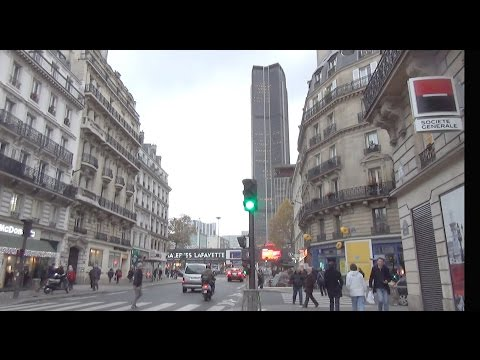 Twice Parnasse Music ; Paris ; Montparnasse ; Walk on the St