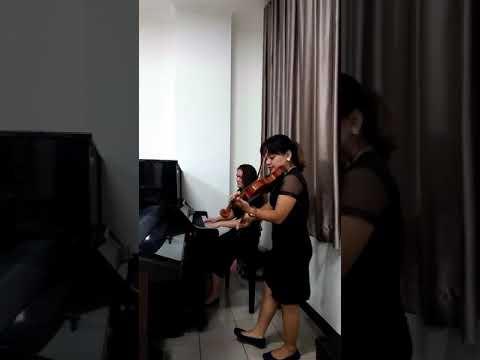 Wahai Kau Tuan - Widi Mulia (violin cover)
