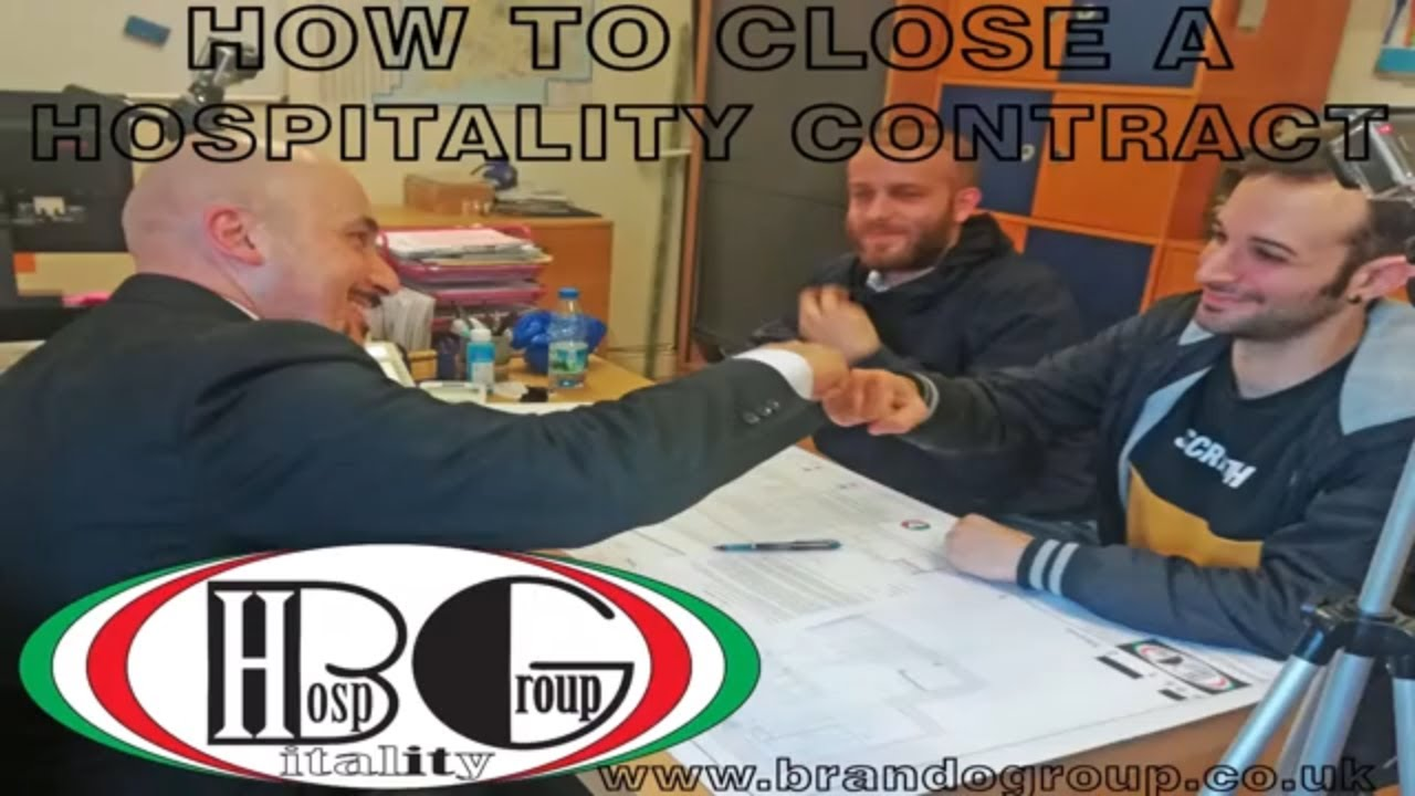 How to close a hospitality interior design Contract for 2 biz partners@BrandoGroupHospitalityChannel