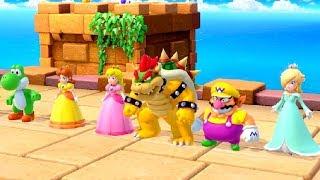 Super Mario Party - MiniGame Battle - Daisy vs Peach vs Mario vs Luigi.mp3