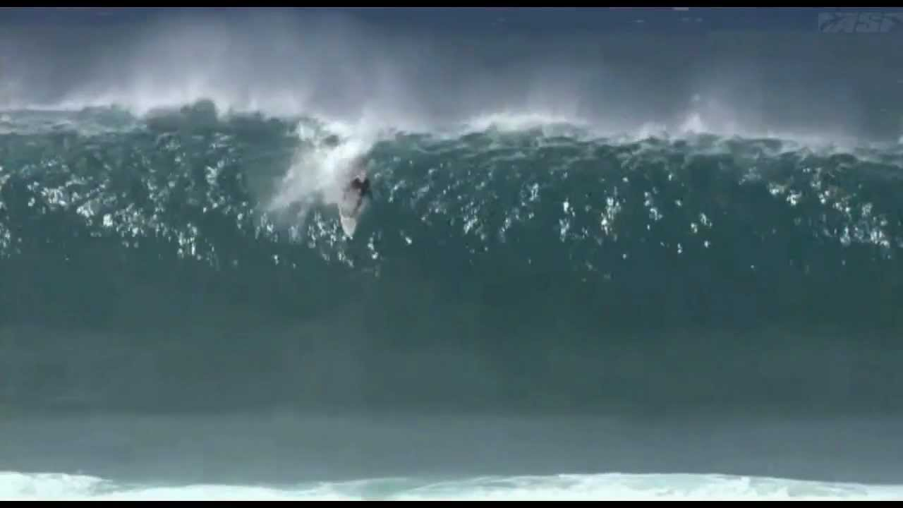 f6c22e2319 2011 Pipe Masters Day 1 Top 5 Waves--HUGE Swell--HD - YouTube