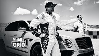 A Race To The Clouds - Bentley Set For Bentayga SUV Pikes Peak Challenge | M1TG