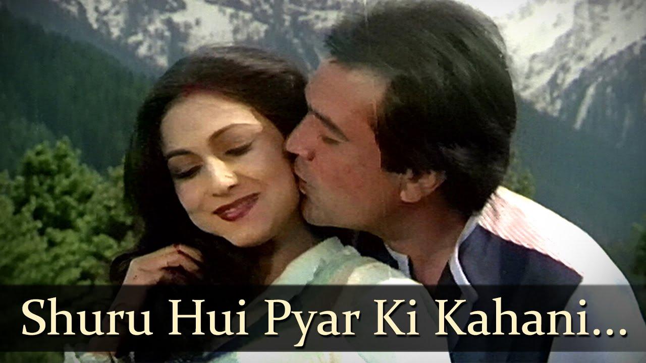 Shuru Hui Pyar Ki Kahani - Rajesh Khanna - Tina Munim ...  Shuru Hui Pyar ...
