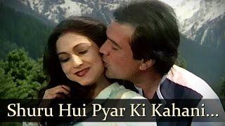 Shuru Hui Pyar Ki Kahani Rajesh Khanna - Tina Munim - Adhikar - Bollywood Songs - Bappi Lahiri.mp3