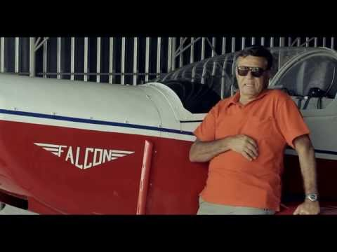 Omul care si-a construit singur aripile - Povestea pilotului-constructor Dragos Stoicescu