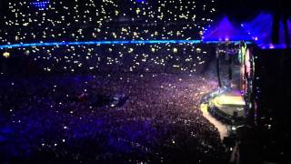 Ed Sheeran Live in Concert Wembley 2015 A Team (HD)