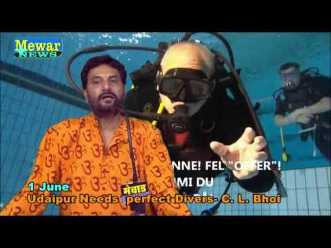 Diver Need In Udaipur By Chhoga Lal Bhoi  Mewar News