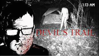 """Devil's Trail"" [Supernatural Horror Film Review]"