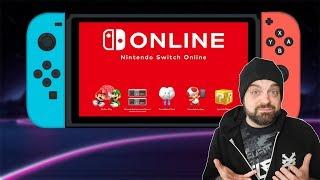 Nintendo DOESN'T Understand Switch Online Concerns   RGT 85