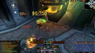 Icecrown Citadel 10 Full Clear Druid Solo