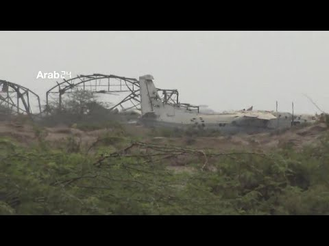 Iémen: Tropas árabes tomam aeroporto de Hodeida