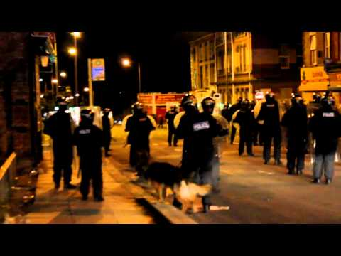Battle Of Smithdown Road Part 3 - Liverpool Riot - Toxteth