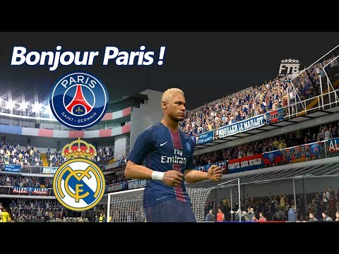 Real Madrid vs Paris St-Germain | Neymar and Di Maria destroy REAL