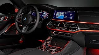 2020 Bmw X6 Interior Design Features Youtube