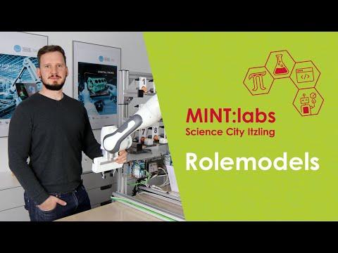 MINT:labs Science City Itzling - Role Model Video - Armin Niedermüller