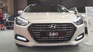 видео Hyundai i40 (2011-2017) – пряности и страсти