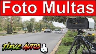 ¿Cuál es la verdadera razón de las foto-infracciones? El analisis.  opinion / noticias / mexico