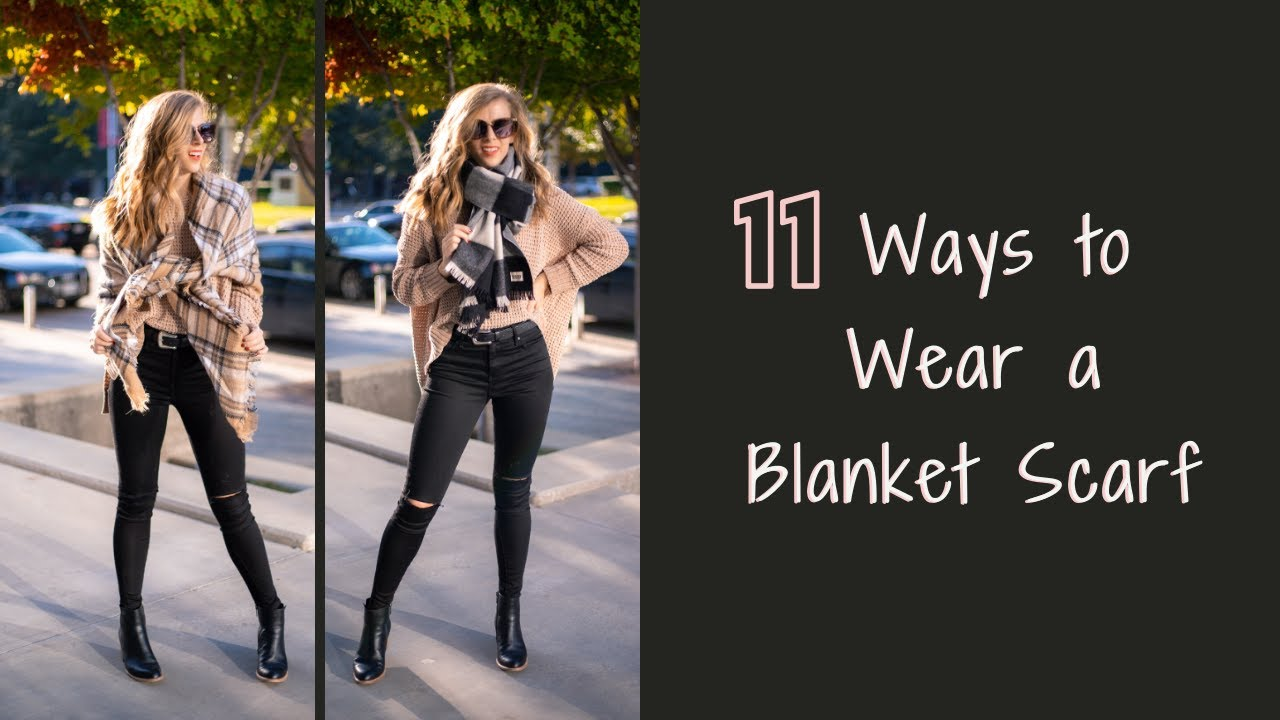 This Fall, It's All About the Fashion Blanket