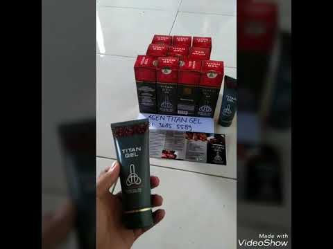 titan gel asli 082136855589 youtube