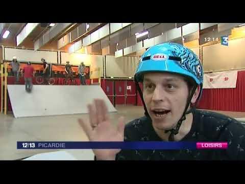 Reportage tv française à Urban Mégacité 1er mars 2012