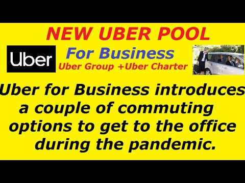 Part 2.We don't want Uber POOL back. No CHARTER OR Uber Group during Pandemic