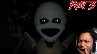 OK. WHO THE FREAK ARE YOUU!? | Five Nights at Freddy's: Sister Location - Part 3 (Night 3, 4) thumbnail
