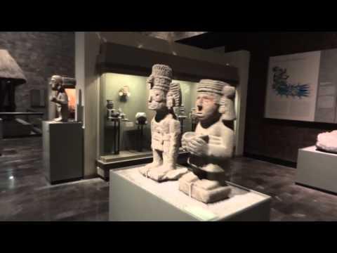 Museo Nacional de Antropología video tour