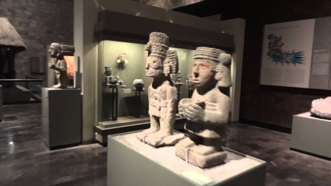 Museo Nacional de Antropología video tour - YouTube aa43dfd738c