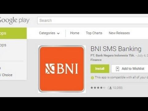 Cara Daftar Bni Mobile Banking - YouTube