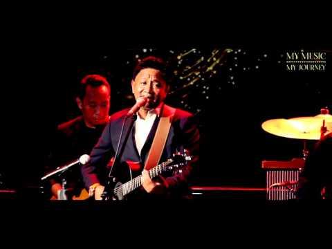 Andre Hehanussa Ft. El Matulessy - Dimana Ada (Live At Motion Blue Jakarta)