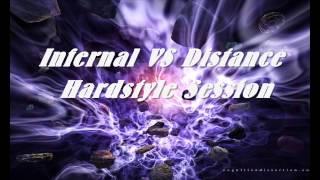Infernal VS Distance - Hardstyle Session 2013 Part 2 (1 HOUR MIX)