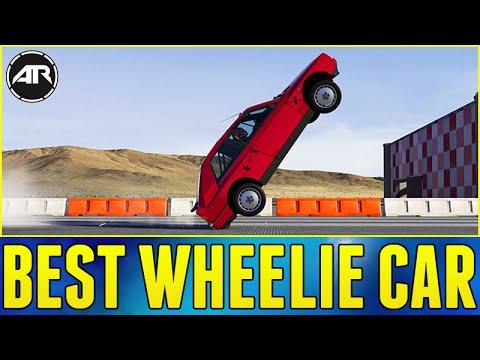 Best Wheelie Car Forza