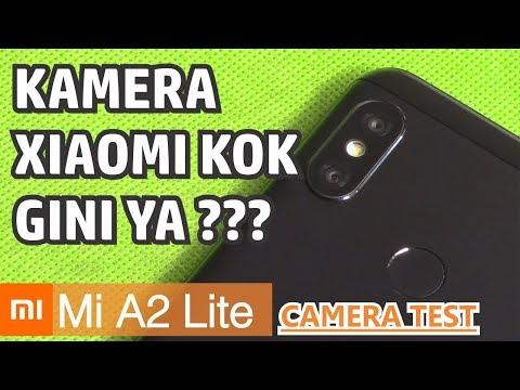 KAMERA HP 2 JUTAAN KOK GINI ?? - Review Test Camera XIAOMI MI A2 Lite