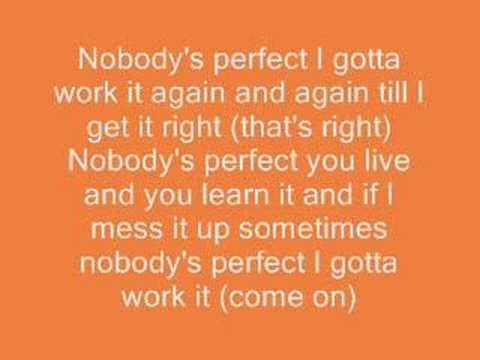Song Lyrics To Hannah Montana Nobody S Perfect And Downloa Youtube Quand je suis nerveuse, ouais, je parle trop parfois je ne peux vraiment pas la fermer c'est comme si j'avais besoin de parler à. song lyrics to hannah montana nobody