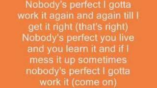 Song Lyrics To Hannah Montana - Nobody