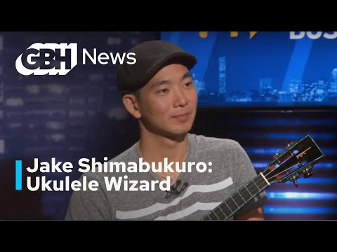 The Jimi Hendrix Of Ukulele, Jake Shimabukuro