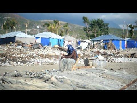 5 mois après Matthew, de nombreux haïtiens toujours sans abris