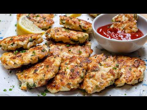 how-to-make-chicken-fritters---cheesy-chicken-fritters-recipe-(keto-recipe)---blondelish