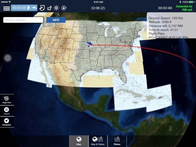 20161130 flight plan issue