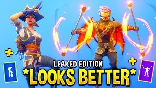 Ces danses Fortnite Look Better With These Skins..! (Skins de pirate)