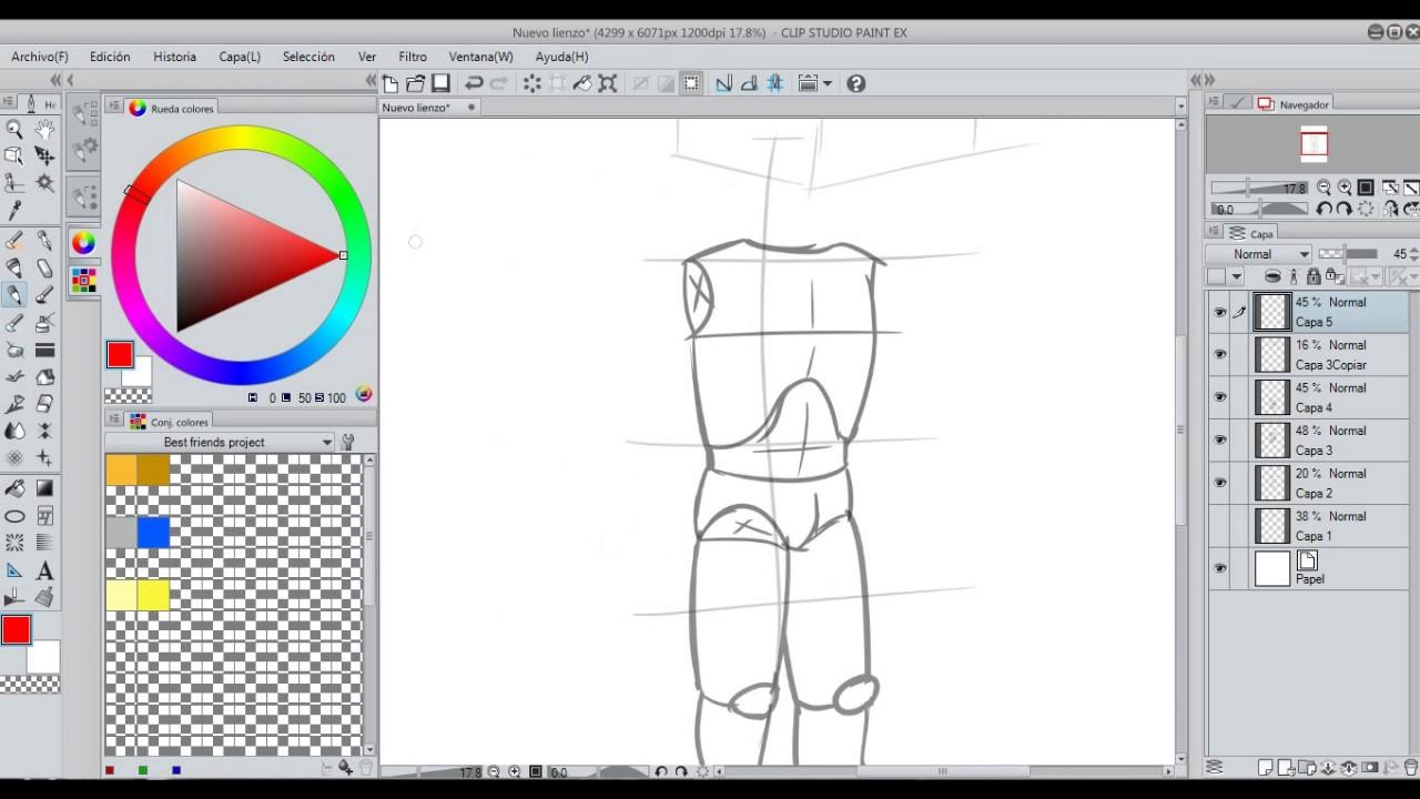 Furry | Como dibujar formas básicas para anatomía - YouTube