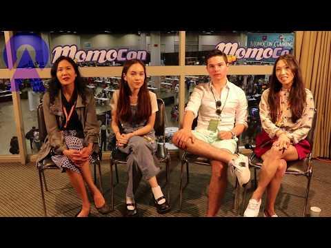 Steven Universe Cast Interview Momocon 2017