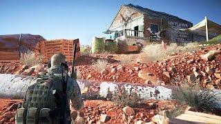 GHOST RECON WILDLANDS - Gameplay Walkthrough (E3 2016)