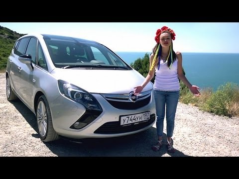 2015, Opel Zafira Tourer Cosmo 1.6 Turbo CNG Ecoflex 150 PK - YouTube