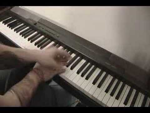 Freebird INTRO ON THE PIANO